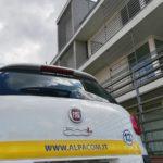 Cantiere Alpacom a Nova Milanese (Mi)