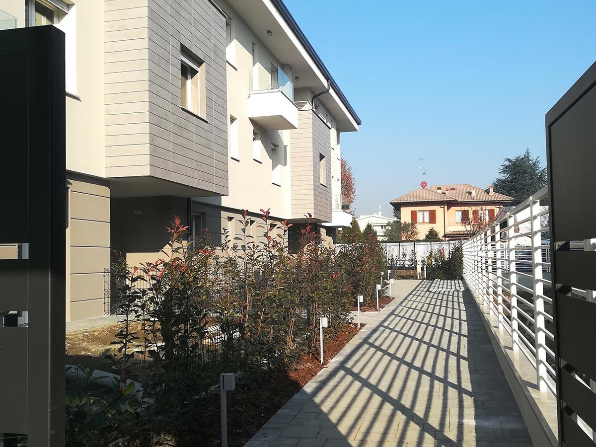 Cantiere Alpacom a Cernusco sul Naviglio (Mi)
