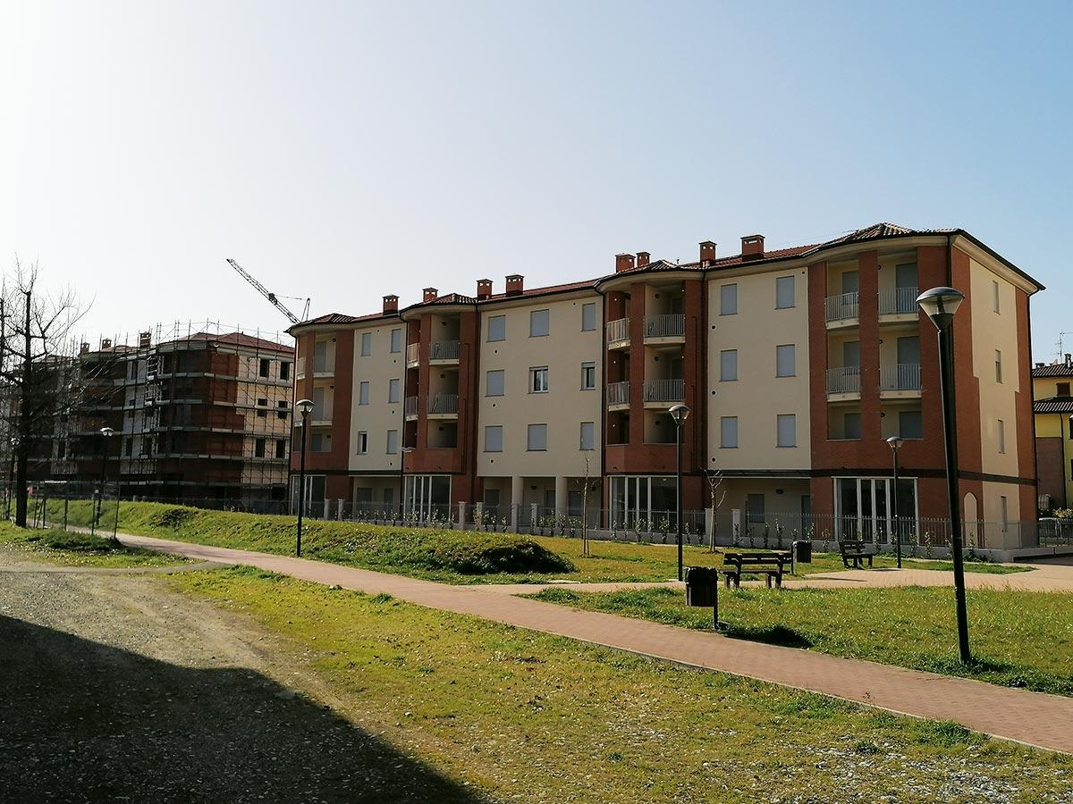 Cantiere Alpacom - Savignano sul Panaro